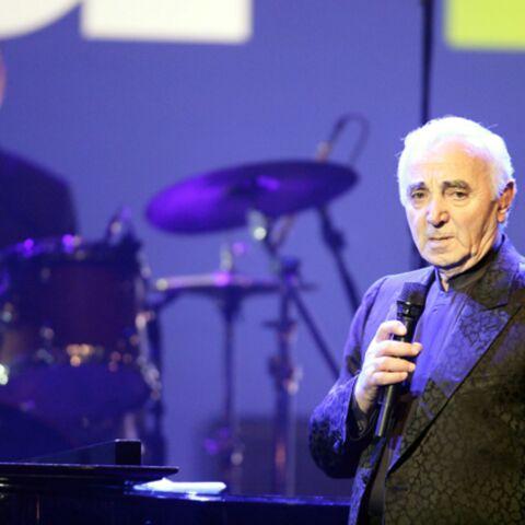 MIDEM: hommage à Charles Aznavour