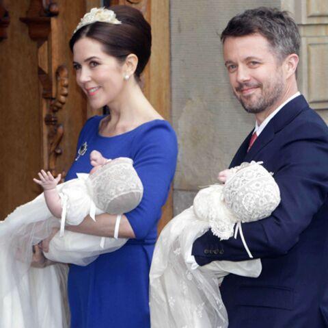 La famille royale du Danemark a baptisé ses petits princes