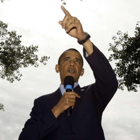 Barack acclamé, Obama proclamé