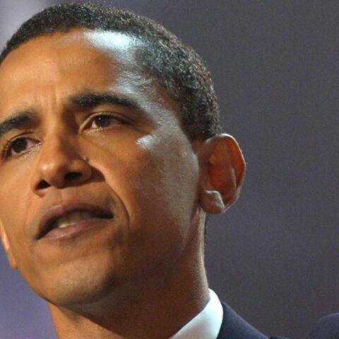 Barack Obama se grille une cigarette de temps en temps