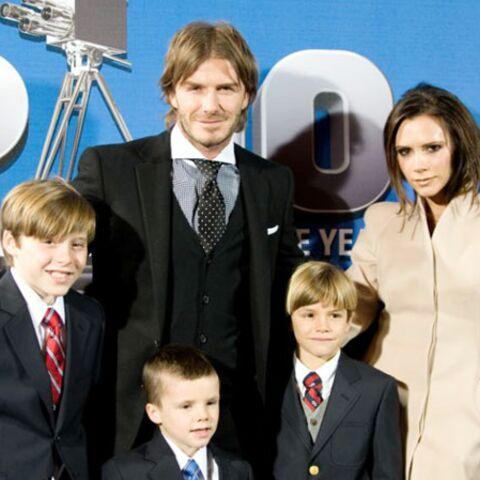 David Beckham, bientôt dans les layettes roses