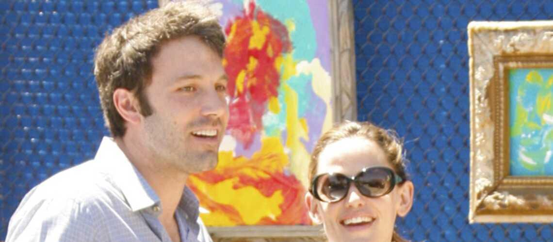 Jennifer Garner et Ben Affleck: la famille s'agrandit