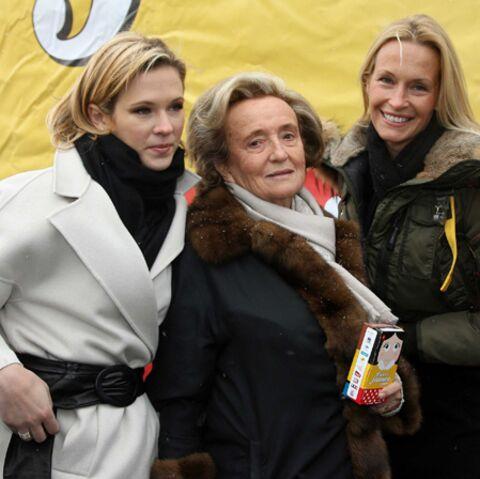 Lorie, Bernadette Chirac et Estelle Lefébure réunies pour la bonne cause