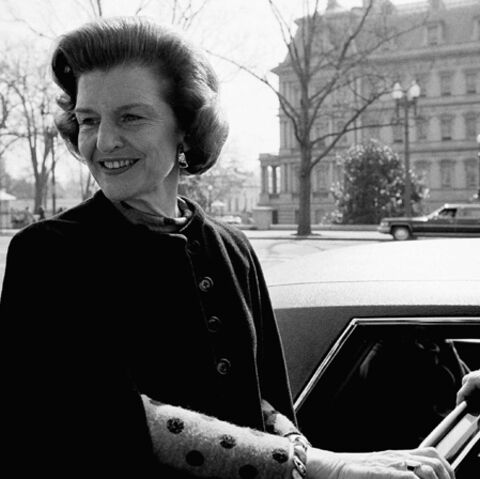 Mort de Betty Ford, First Lady rebelle