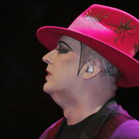 Boy George comparaît à Londres