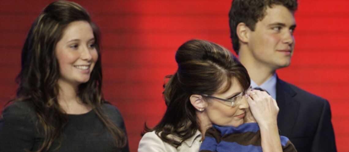 Sarah Palin est grand-mère!