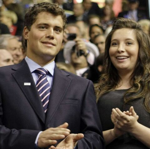 Bristol Palin: coup de foudre pour le père de son enfant