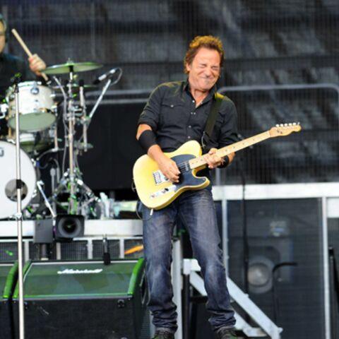Bruce Springsteen: il a mis le feu au Parc des Princes