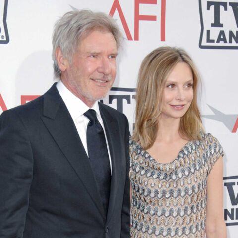 Harrison Ford et Calista Flockart se sont dit «yes»!