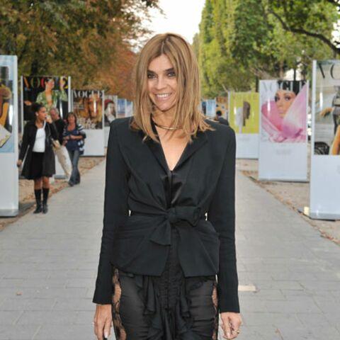 Carine Roitfeld quitte le magazine Vogue