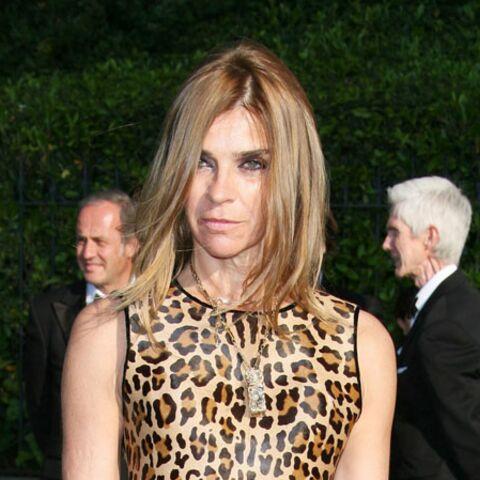 Carine Roitfeld prendrait la tête de Dior avec Riccardo Tisci