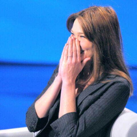 Carla Bruni-Sarkozy: «Je n'ai jamais défendu Battisti»