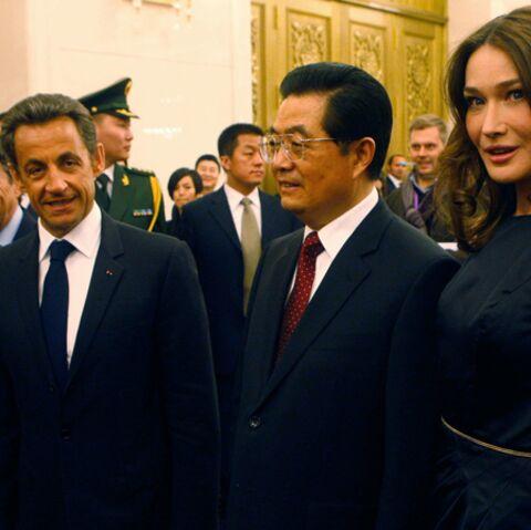 Carla Bruni-Sarkozy: ses chansons par une fanfare chinoise