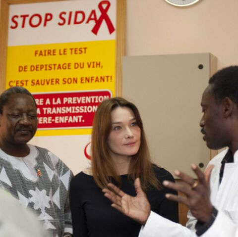 Carla Bruni-Sarkozy: elle raconte la mort de son frère, séropositif