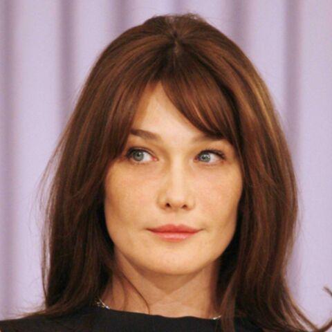 Carla Bruni-Sarkozy se confie