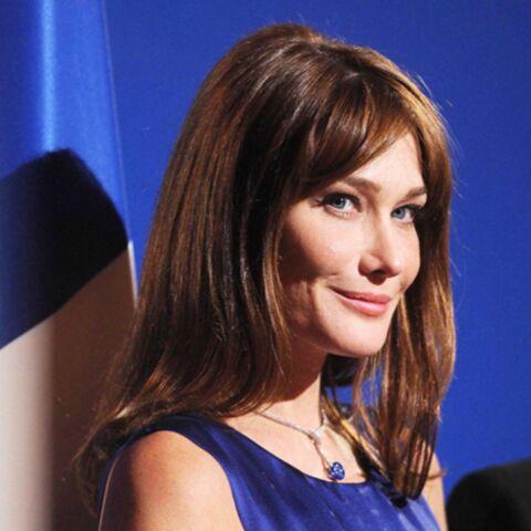 Carla Bruni-Sarkozy contre le SIDA