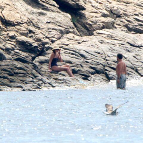 Carla et Nicolas Sarkozy se la coulent douce au cap Nègre