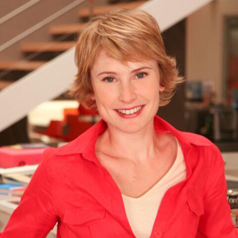 Caroline Veyt, l'héroïne de Seconde Chance, est enceinte