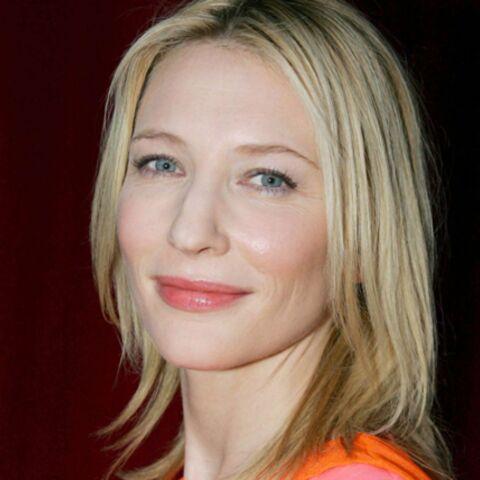 Cate Blanchett attend son troisième enfant