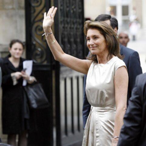 La famille Sarkozy entre à l'Elysée