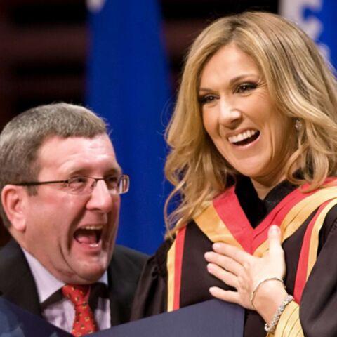 Céline Dion: appelez-la docteur!