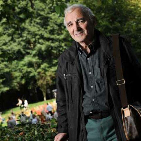 Victime d'un malaise, Charles Aznavour n'a pu assister au match de foot Turquie-Arménie