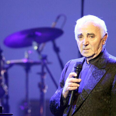 Charles Aznavour, toujours en haut de l'affiche