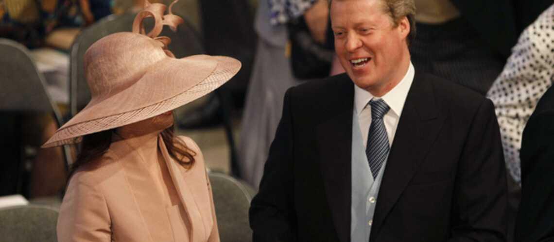 Charles Spencer: le frère de Diana s'est remarié