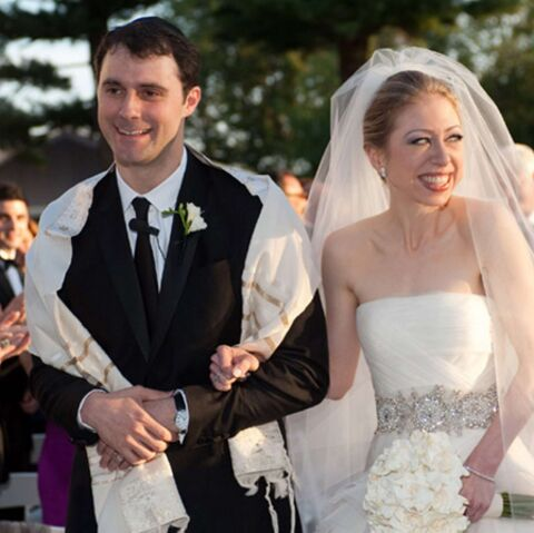 Chelsea Clinton et Marc Mezvinski: «Just married!»