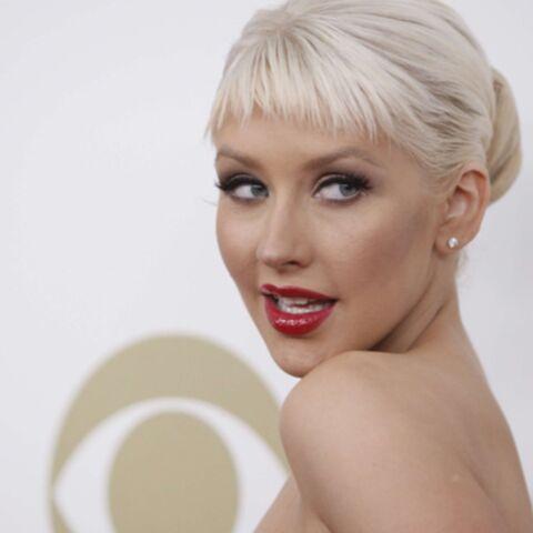 Christine Aguilera fait ses premiers pas au cinéma