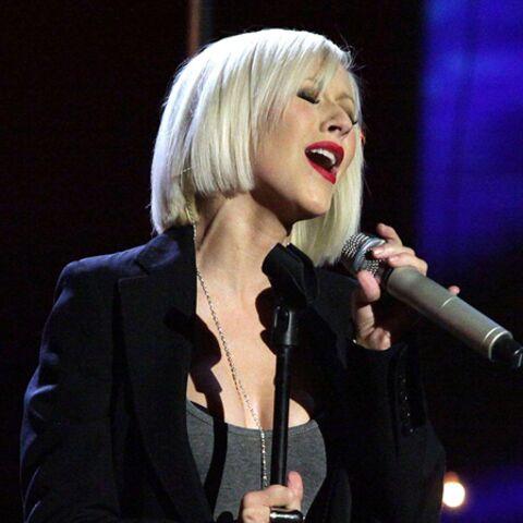 Christina Aguilera: sa tournée est annulée