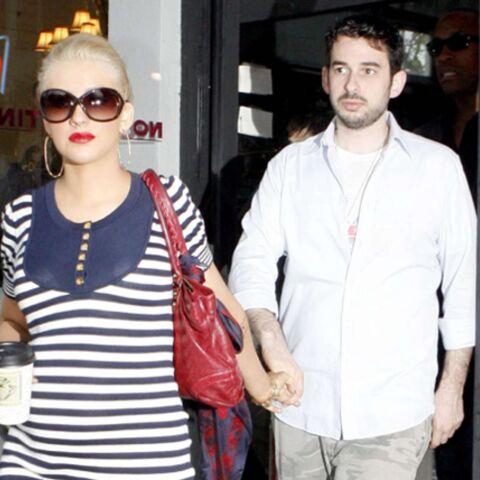 Christina Aguilera confirme enfin sa grossesse