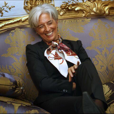 Christine Lagarde sacrée reine de l'Economie