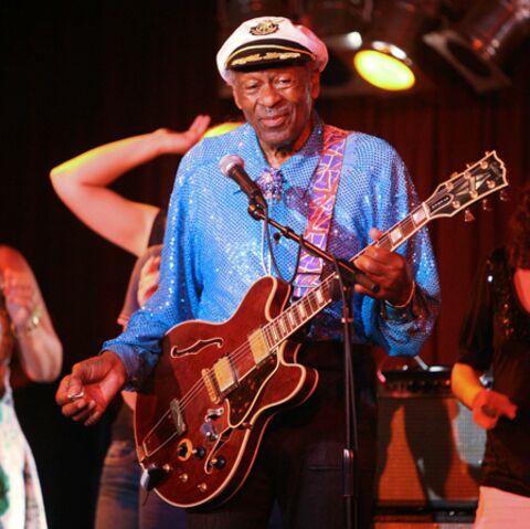 Chuck Berry: victime d'un malaise
