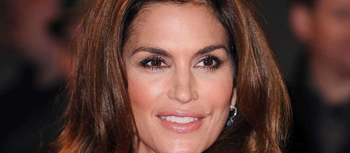 Cindy Crawford cover girl
