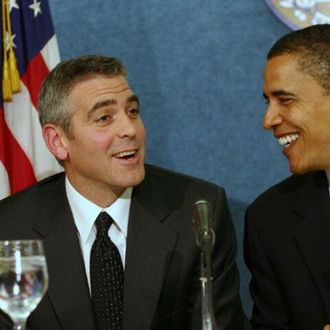 George Clooney: son escapade avec Barack Obama