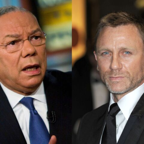 Colin Powell et James Bond soutiennent Barack Obama