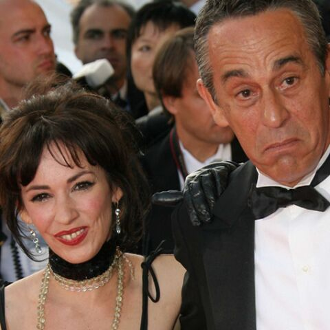Thierry Ardisson et sa femme divorcent