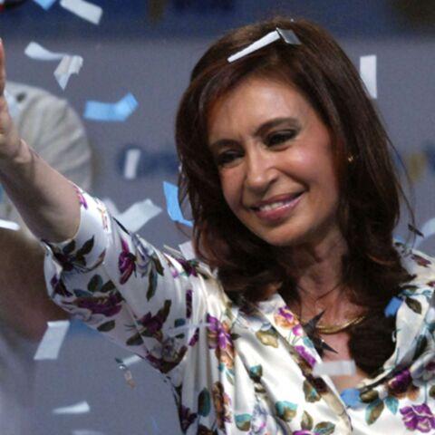 Cristina Fernandez de Kirchner est la nouvelle Présidente de l'Argentine