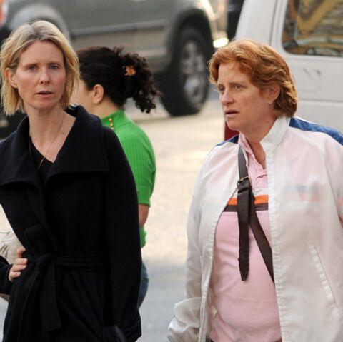 Cynthia Nixon est maman d'un petit garçon