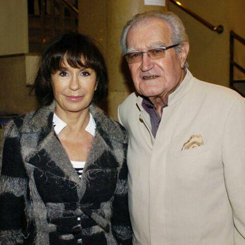 Danièle Evenou pleure Georges Fillioud