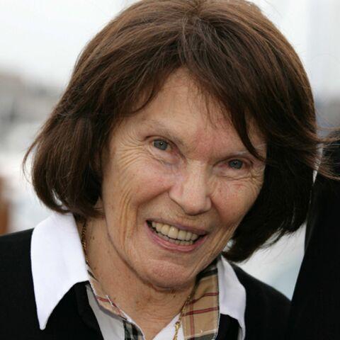 Danielle Mitterrand, blessée à Madrid