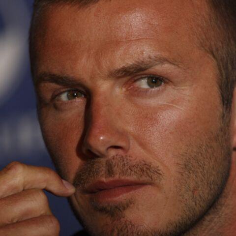 David Beckham n'a dragué aucun mannequin hongrois