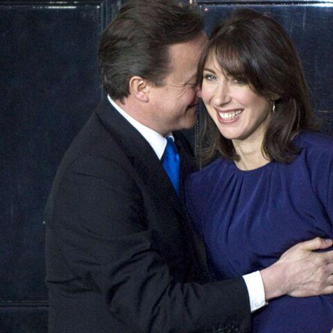 Les Cameron ont innové pour le prénom de bébé