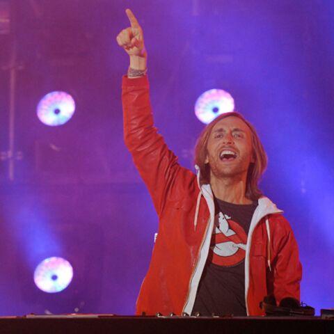 David Guetta a de l'or dans ses platines!