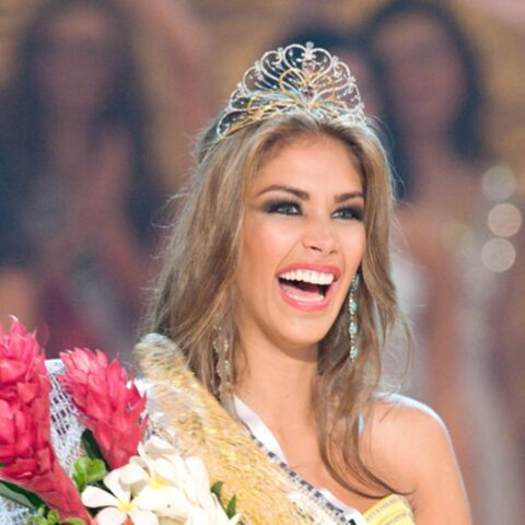 Dayana Mendoza élue Miss Univers