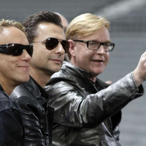 Depeche Mode out