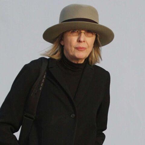 Diane Keaton, victime d'un accident