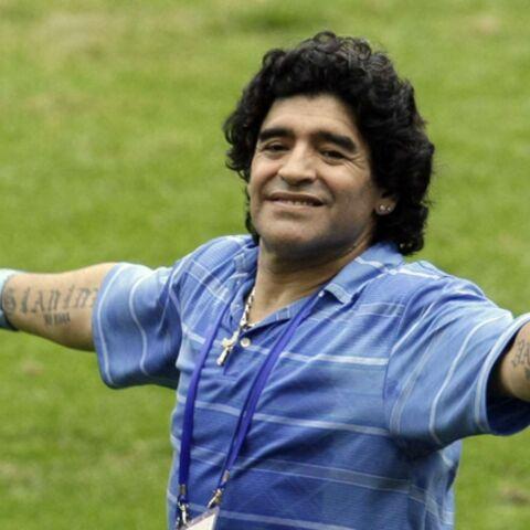 Diego Maradona: la main de Dieu se pose sur l'équipe d'Argentine
