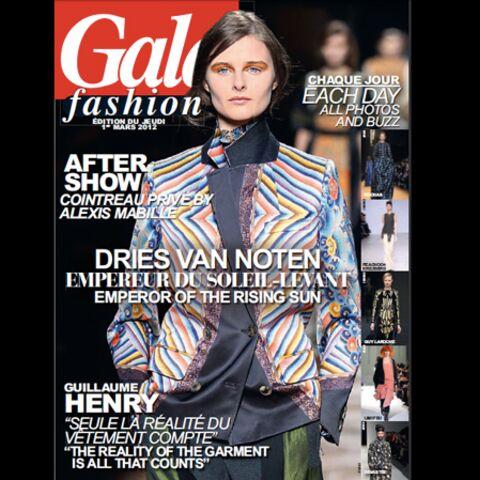 Feuilletez l'édition du jour de Gala Fashion! (1/3/2012)